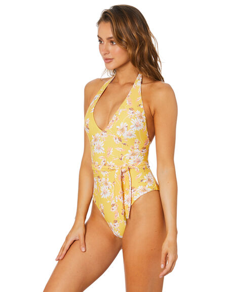 MARIGOLD OUTLET WOMENS RUSTY ONE PIECES - SWL1450MRI