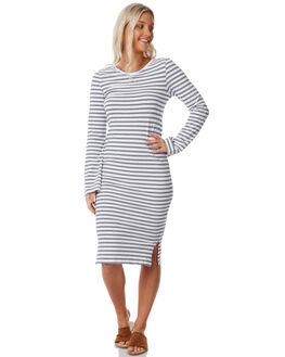 STRIPE WOMENS CLOTHING SWELL DRESSES - S8183441STRIP
