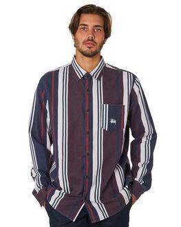PORT MENS CLOTHING STUSSY SHIRTS - ST097406POR