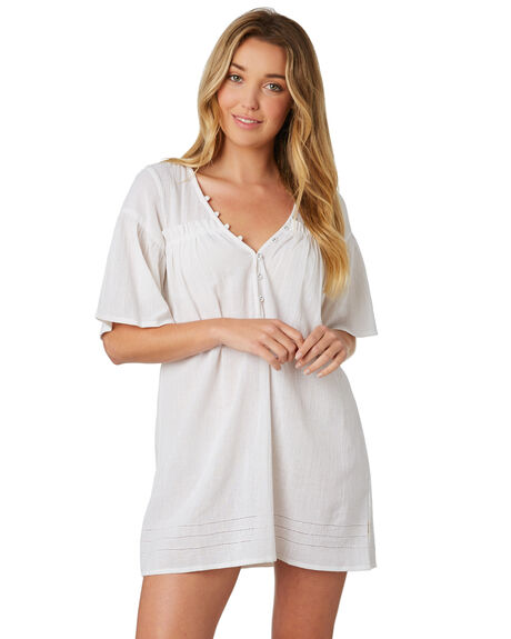 WHITE OUTLET WOMENS INSIGHT DRESSES - 5000003269WHT
