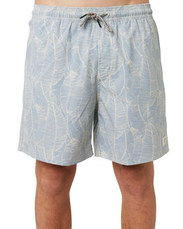 BLUE MENS CLOTHING KATIN BOARDSHORTS - TROVESS00BLU
