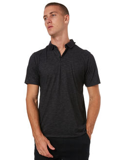 BLACK MENS CLOTHING HURLEY SHIRTS - 895005010