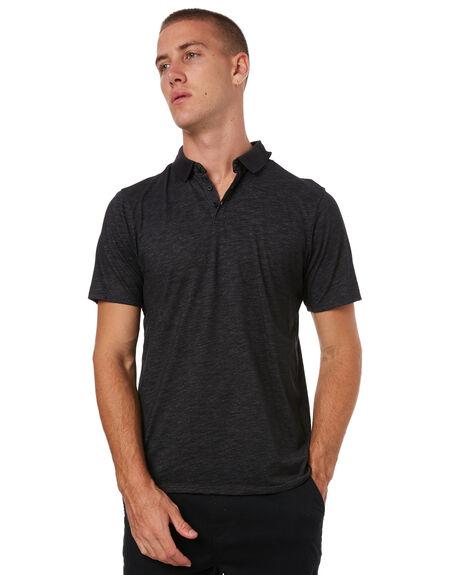 BLACK MENS CLOTHING HURLEY SHIRTS - 895005010