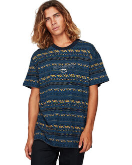 NAVY MENS CLOTHING BILLABONG TEES - BB-9592019-NVY