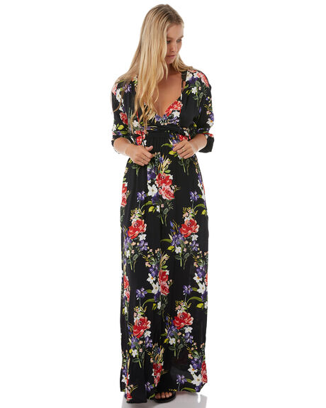 FLORAL OUTLET WOMENS SWELL DRESSES - S8182447FLRAL