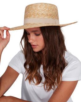 WHEAT WOMENS ACCESSORIES BILLABONG HEADWEAR - BB-6692312-W15