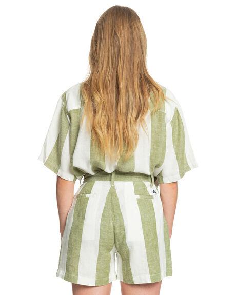 CALLISTE GR BOLD LIN WOMENS CLOTHING QUIKSILVER SHORTS - EQWNS03036-GMV3