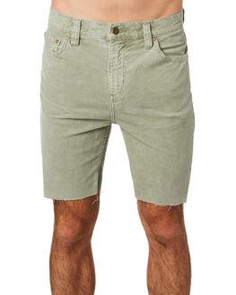 HOOCH GREEN MENS CLOTHING ROLLAS SHORTS - 154554126