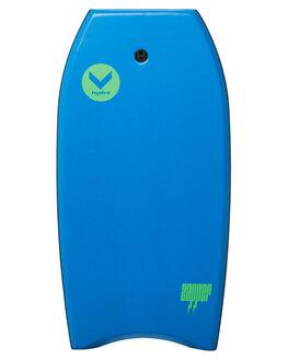 NAVY WHITE BOARDSPORTS SURF HYDRO BODYBOARDS - ZB18-HYD-045NVYWH