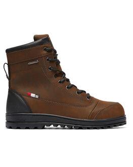 BLACK BROWN BLACK BOARDSPORTS SNOW DC SHOES BOOTS + FOOTWEAR - ADMB700012XKCK