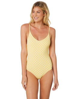 LEMON WOMENS SWIMWEAR RHYTHM ONE PIECES - APR19W-SW15-LEM