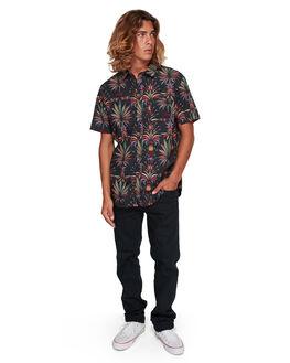 BLACK MENS CLOTHING BILLABONG SHIRTS - BB-9591211-BLK