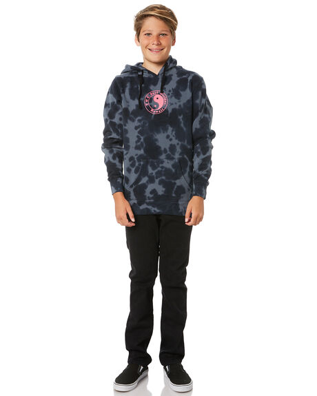 TIE DYE KIDS BOYS TOWN AND COUNTRY JUMPERS + JACKETS - TCB022ATDY