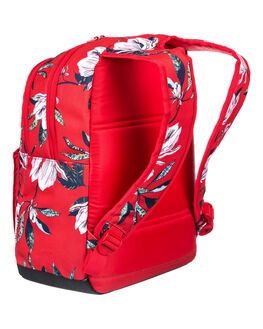 CHINESE RED TROPICAL WOMENS ACCESSORIES ROXY BAGS + BACKPACKS - ERJBP04015-RQQ6