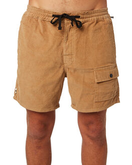 AMBER MENS CLOTHING THE CRITICAL SLIDE SOCIETY SHORTS - WT1812AMB