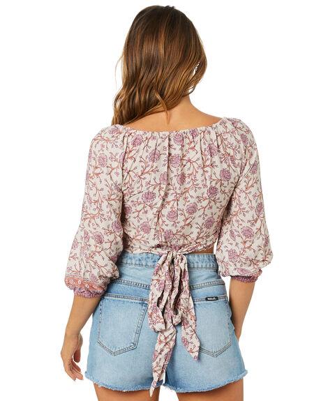 SAND WOMENS CLOTHING TIGERLILY FASHION TOPS - T615040SAN