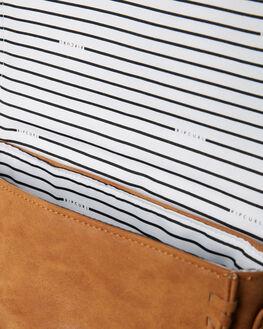 VINTAGE TAN WOMENS ACCESSORIES RIP CURL BAGS + BACKPACKS - LSBLT14689