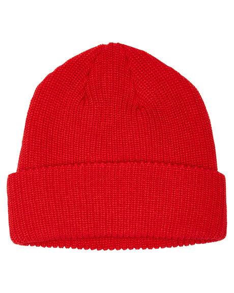 ALL RED MENS ACCESSORIES NIXON HEADWEAR - C2907191