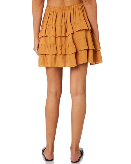 GOLD OUTLET WOMENS MINKPINK SKIRTS - MP1903432GLD