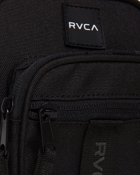BLACK MENS ACCESSORIES RVCA BAGS + BACKPACKS - RV-R307472-BLK