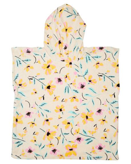 WHITE SWAN KIDS GIRLS BILLABONG TOWELS - 5695721WHS
