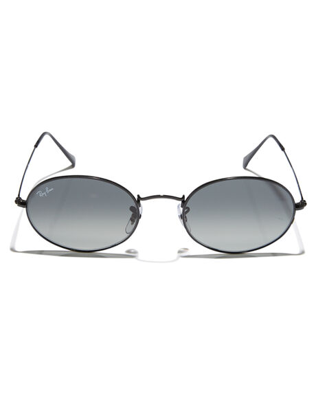 BLACK MENS ACCESSORIES RAY-BAN SUNGLASSES - 0RB3547NBLK