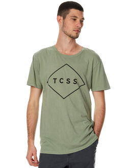 SEA GRASS MENS CLOTHING THE CRITICAL SLIDE SOCIETY TEES - WST1701SGRS