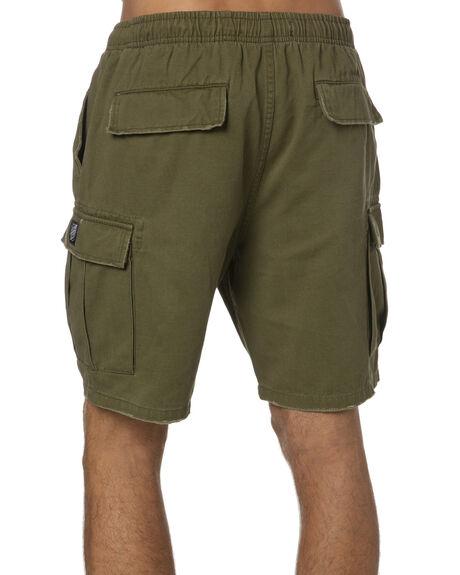 CYPRESS MENS CLOTHING SANTA CRUZ SHORTS - SC-MWD0781CYPRS