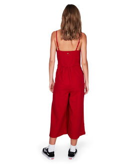 SCARLET WOMENS CLOTHING ELEMENT PLAYSUITS + OVERALLS - EL-294874-SCA