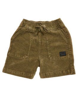 DARK MILITARY KIDS BOYS BILLABONG SHORTS - 7581732DMILT