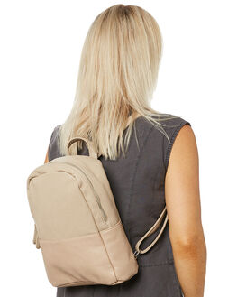 BEIGE WOMENS ACCESSORIES THERAPY BAGS + BACKPACKS - 10046BGE