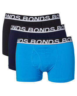 PACK 02 MENS CLOTHING BONDS SOCKS + UNDERWEAR - MXQP02K
