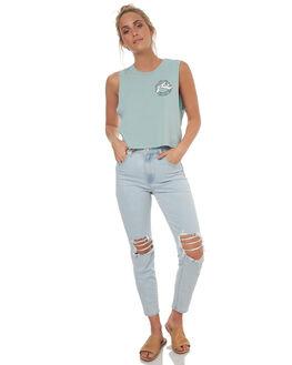 BALTIC SEA WOMENS CLOTHING RUSTY SINGLETS - MSL0168BAS