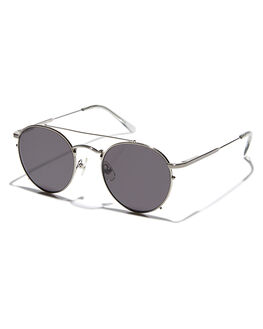 SILVER SMOKE UNISEX ADULTS CRAP SUNGLASSES - 162WB90GGZSLVSM