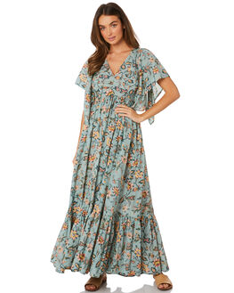 JADE OUTLET WOMENS TIGERLILY DRESSES - T391411JAD
