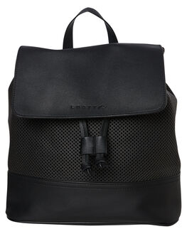BLACK WOMENS ACCESSORIES RUSTY BAGS + BACKPACKS - BFL1041BLK