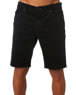 BLACK MENS CLOTHING VOLCOM SHORTS - A0931901BLK