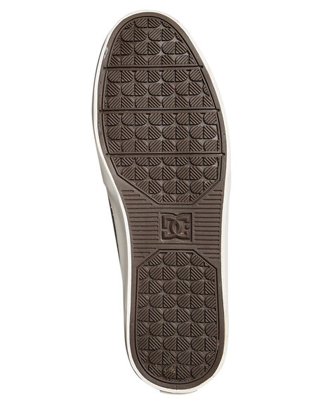 OLIVE MENS FOOTWEAR DC SHOES SNEAKERS - ADYS300414OLV
