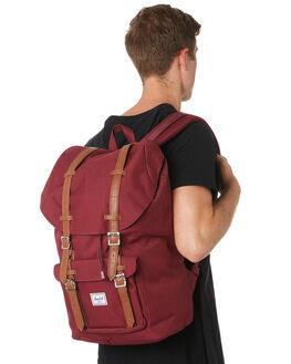 WINDSOR WINE TAN MENS ACCESSORIES HERSCHEL SUPPLY CO BAGS + BACKPACKS - 10014-00746-OSWINWI