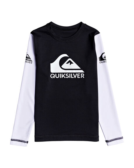BLACK BOARDSPORTS SURF QUIKSILVER BOYS - EQKWR03084-KVJ0