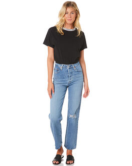 HATERS GONNA HATE WOMENS CLOTHING LEVI'S JEANS - 72693-0000HAT