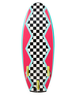TURQUOISE BOARDSPORTS SURF CATCH SURF SOFTBOARDS - ODY54-TTQ19