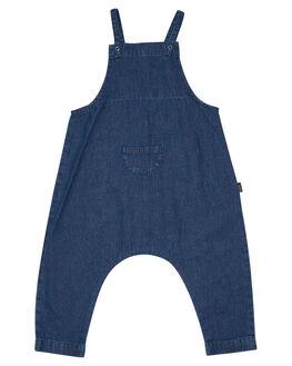 BLUE DENIM KIDS BABY BONDS CLOTHING - BXMHAW6Q