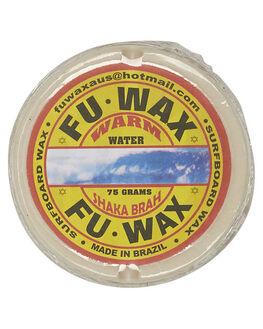 YELLOW BOARDSPORTS SURF FU WAX WAX - FUWWARMYEL