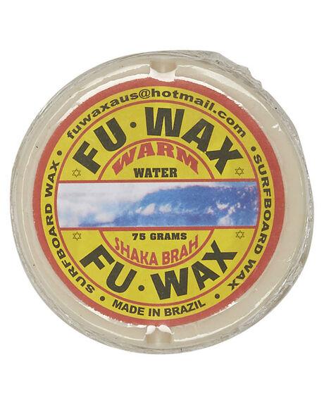 YELLOW SURF ACCESSORIES FU WAX WAX - FUWWARMYEL
