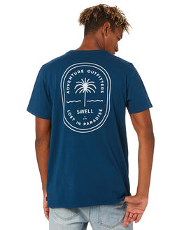 CLUB NAVY MENS CLOTHING SWELL TEES - S5193007CLUNY