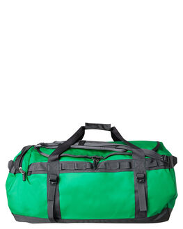 PRIMARY GREEN MENS ACCESSORIES THE NORTH FACE BAGS + BACKPACKS - NF0A3ETQ6WN