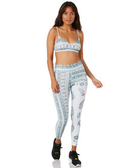 MINT WOMENS CLOTHING THE UPSIDE ACTIVEWEAR - USW220056MNT