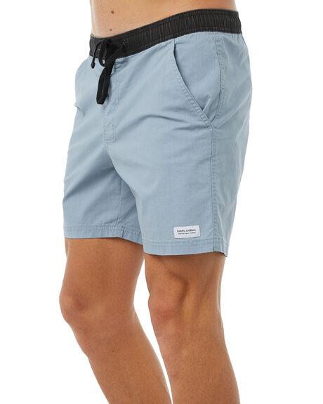 GLACIER BLUE MENS CLOTHING BANKS BOARDSHORTS - BS0120GBL