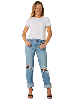 SEARCH AND DESTROY WOMENS CLOTHING LEVI'S JEANS - 12501-0290SAD